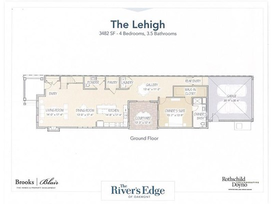 31 Allegheny Avenue Lot#114r, Oakmont, PA - USA (photo 2)