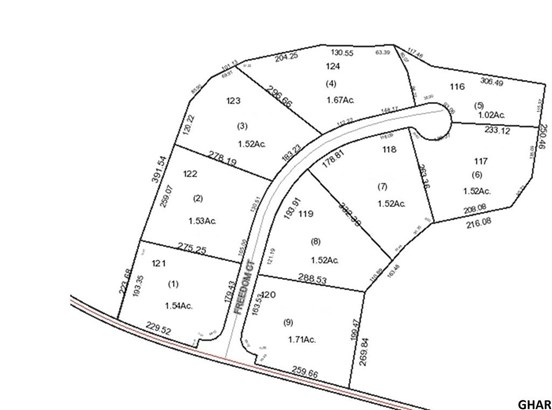 Lot 9 Freedom Ct, Mechanicsburg, PA - USA (photo 1)
