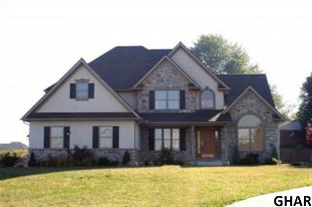 411 Scenic Ridge Blvd, Lebanon, PA - USA (photo 1)