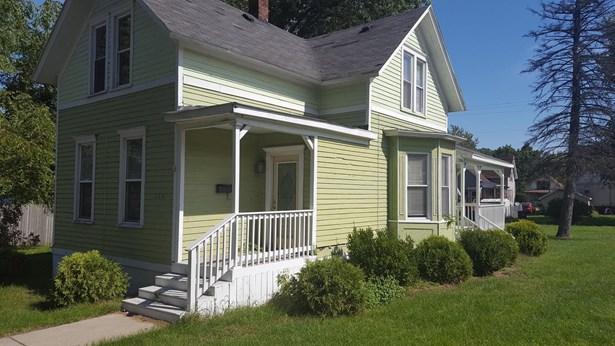 1.5 Sty/Cape Cod, Single Family Detach - Michigan City, IN (photo 1)