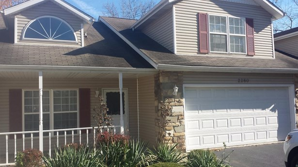 Twnhse/Half Duplex, 2 Story,Townhome - Highland, IN (photo 1)