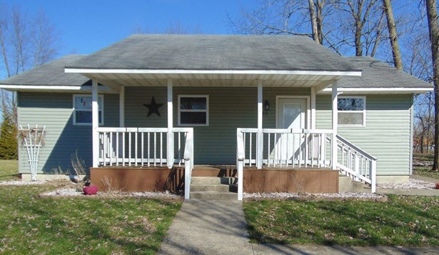 Ranch/1 Sty/Bungalow, Single Family Detach - Monon, IN (photo 1)