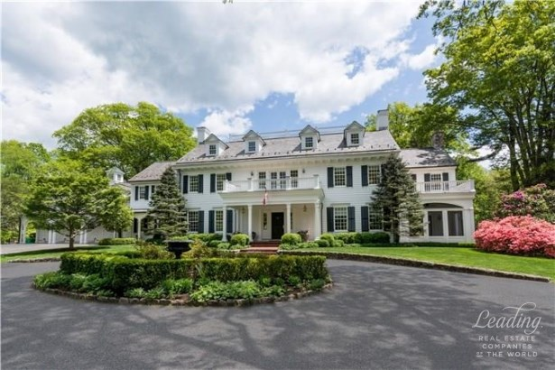 887 Weed Street, New Canaan, CT - USA (photo 1)
