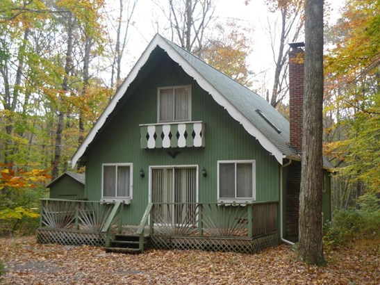Chalet, Detached - Pocono Lake, PA (photo 1)