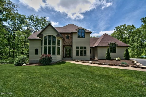 Residential, Contemporary - Roaring Brook Township, PA (photo 1)