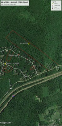 Lots and Land - Roaring Brook Twp, PA (photo 1)