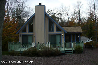 Chalet, Detached - Thornhurst, PA (photo 1)