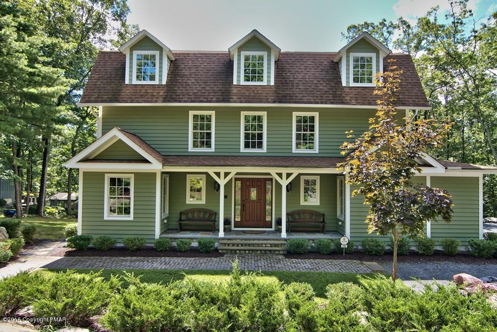 Dutch Colonial,Traditional, Detached - Buck Hill Falls, PA (photo 1)