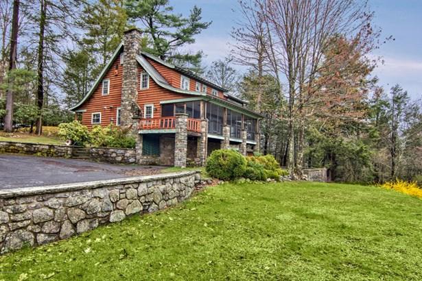 Dutch Colonial,Log Home, Detached - Buck Hill Falls, PA (photo 1)