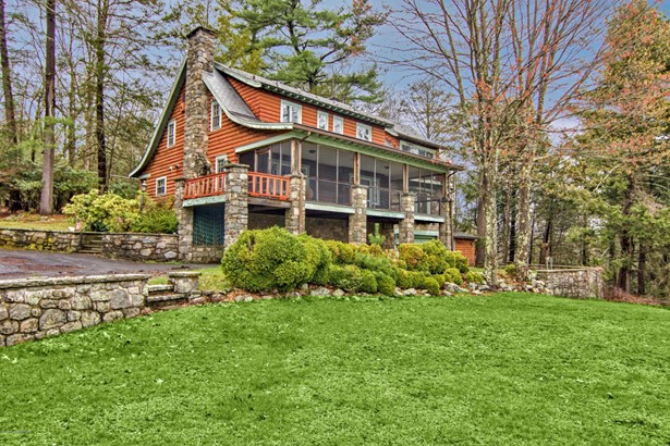 Dutch Colonial,Log Home, Detached - Buck Hill Falls, PA (photo 2)