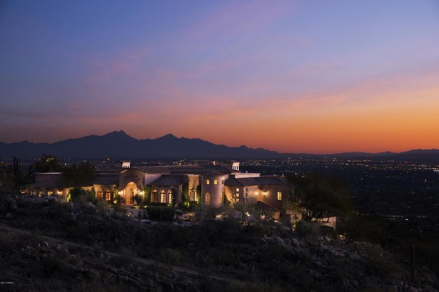 7406 N Secret Canyon Drive, Tucson, AZ - USA (photo 1)