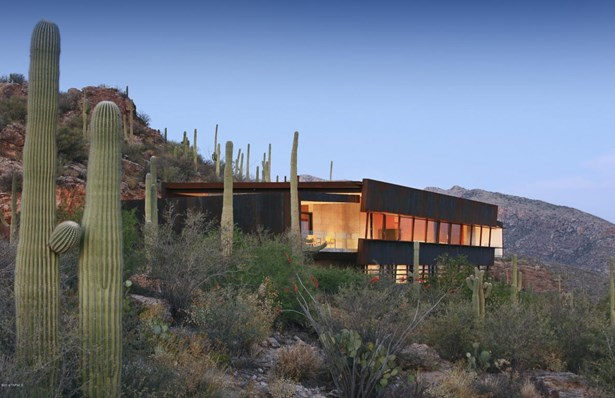 6620 N Eagle Ridge Drive, Tucson, AZ - USA (photo 1)