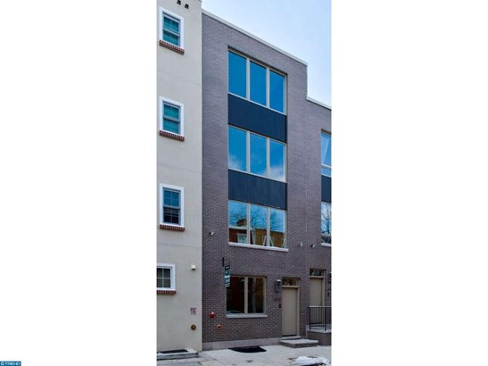 3+Story,Row/Townhous, Contemporary,StraightThru - PHILADELPHIA, PA (photo 1)