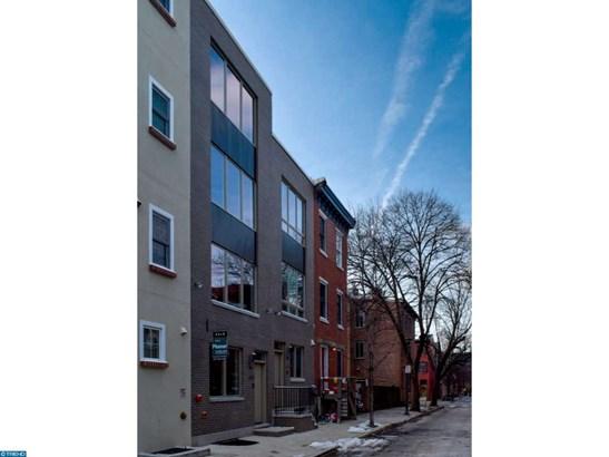 3+Story,Row/Townhous, Contemporary,StraightThru - PHILADELPHIA, PA (photo 2)
