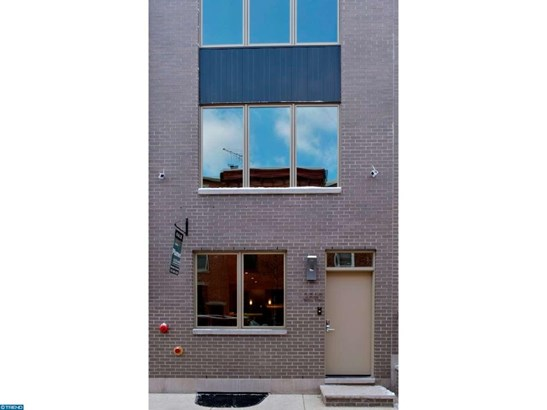 3+Story,Row/Townhous, Contemporary,StraightThru - PHILADELPHIA, PA (photo 3)
