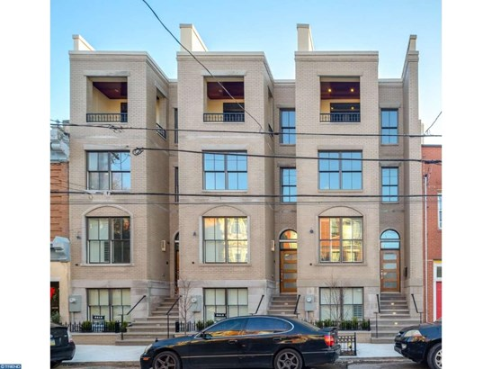 3+Story,Row/Townhous, Contemporary - PHILADELPHIA, PA (photo 1)