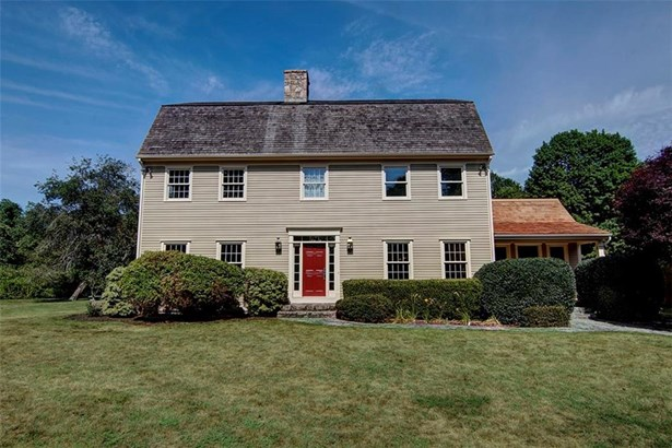 Colonial, Cross Property - South Kingstown, RI (photo 2)