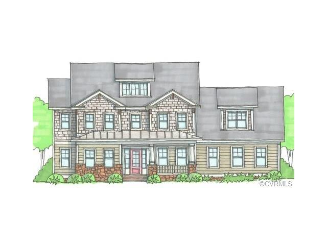 2-Story,Craftsman,Custom, Detached - Chesterfield, VA (photo 1)