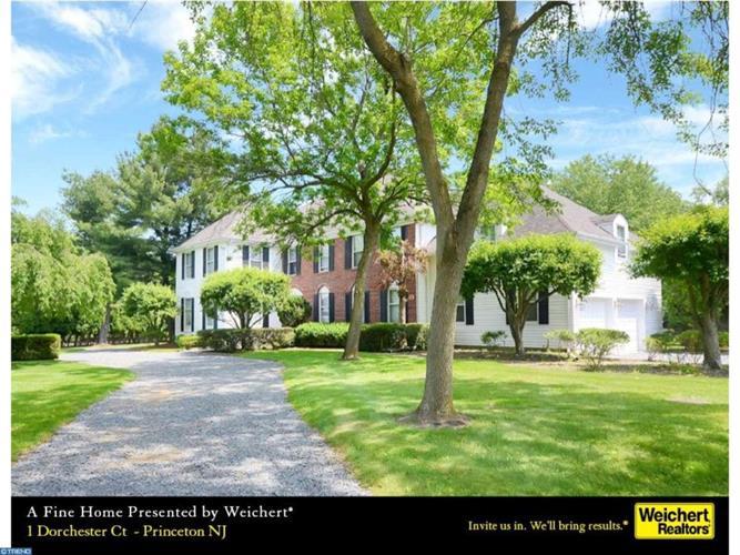 1 Dorchester Ct, Princeton, NJ - USA (photo 1)