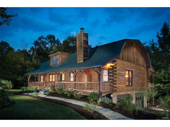 Residential, Historic,Rustic,Cabin - Defiance, MO (photo 1)