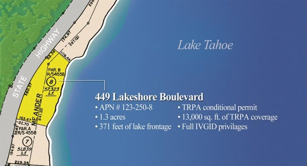 449 Lakeshore Boulevard, Incline Village, NV - USA (photo 4)