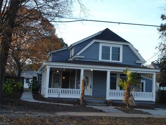 Colonial, Detached,Detached Residential - Portsmouth, VA (photo 2)