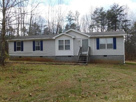 Single Family Residence, Doublewide - Gladys, VA (photo 1)