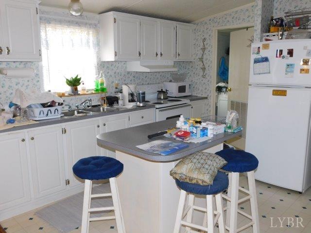 Single Family Residence, Doublewide - Gladys, VA (photo 4)