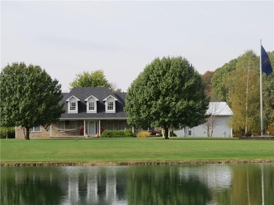 3550 Hunters Ridge, Mooresville, IN - USA (photo 1)