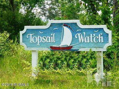 8 Topsail Watch Drive , Hampstead, NC - USA (photo 3)