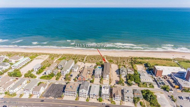 215 S Lumina Avenue #b, Wrightsville Beach, NC - USA (photo 2)