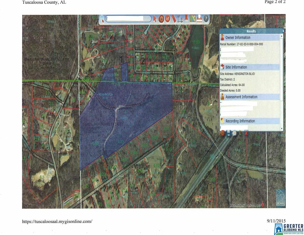Acreage - MCCALLA, AL (photo 1)