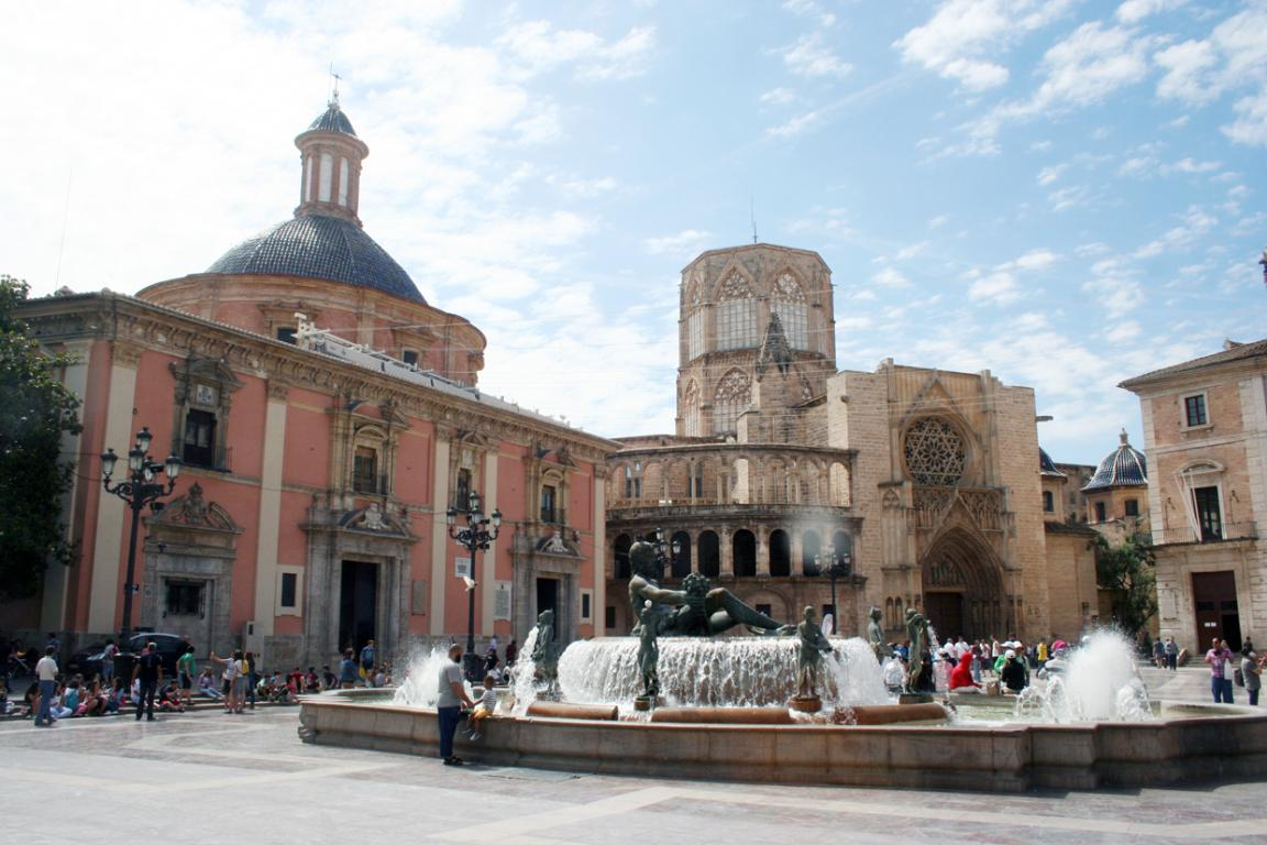 Plaza Reina - Carmen - Historic Centre, Valencia - ESP (photo 1)
