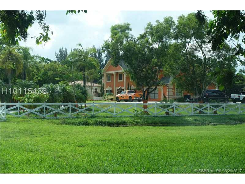 Single-Family Home - Southwest Ranches, FL (photo 2)