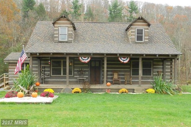 1456 Upper Skaggs Run Rd, Baker, WV - USA (photo 1)