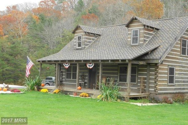 1456 Upper Skaggs Run Rd, Baker, WV - USA (photo 2)