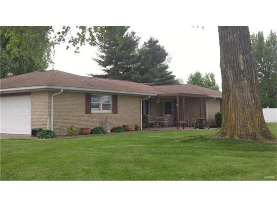 Residential, Traditional,Ranch - Dow, IL (photo 1)