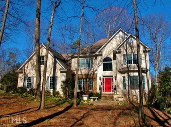 Single Family Detached, Country/Rustic,European - Gillsville, GA (photo 1)
