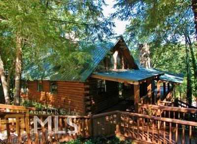 Single Family Detached, Cabin,Country/Rustic - Gainesville, GA (photo 1)