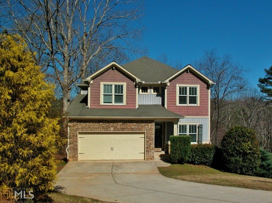 Single Family Detached, Craftsman,Traditional - Gainesville, GA (photo 1)