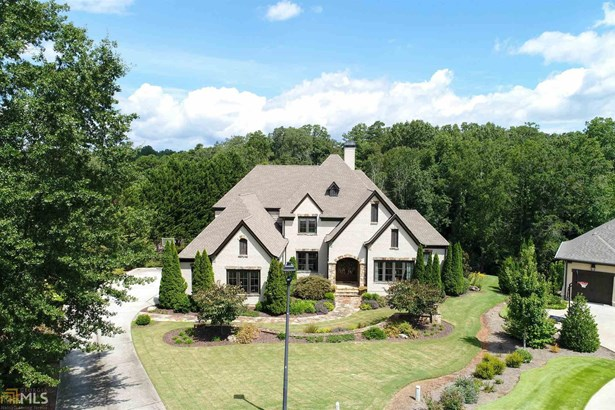 Single Family Detached, French Provincial - Gainesville, GA (photo 2)