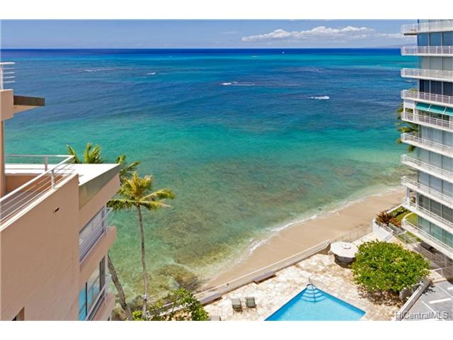 Residential, Co-op,High-Rise 7+ Stories - Honolulu, HI (photo 3)