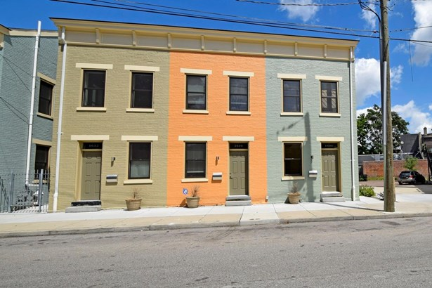 Single Family Residence, Historic - Cincinnati, OH (photo 1)