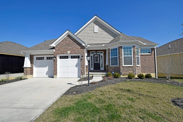 Single Family Residence, Ranch,Transitional - Union Twp, OH (photo 1)