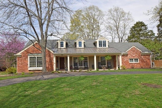 Single Family Residence, Transitional,Cape Cod - Terrace Park, OH (photo 1)