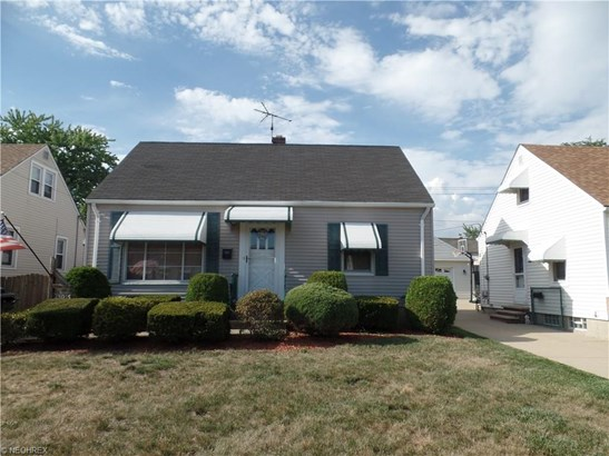 Cape Cod, Single Family - Garfield Heights, OH (photo 1)