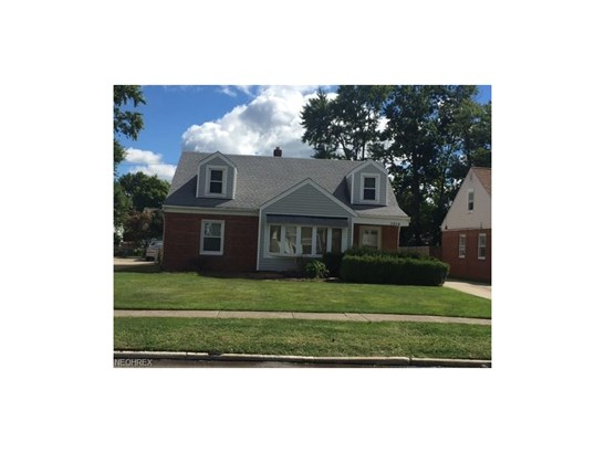 Cape Cod, Single Family - Mayfield Heights, OH (photo 1)