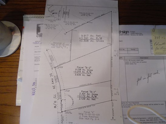 Acreage/Farm - Townville, SC (photo 2)