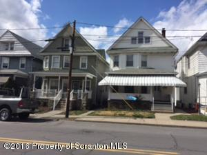 206 Pittston Ave, Scranton, PA - USA (photo 1)