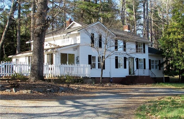 Traditional, Stick/Site Built - Rural Hall, NC (photo 1)